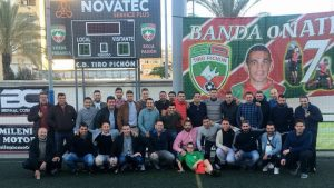 Novatecsp , apoya al Fútbol Malagueño.