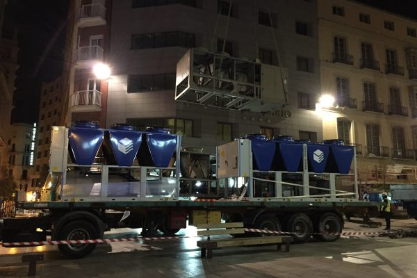 Climatización Industrial Hoteles